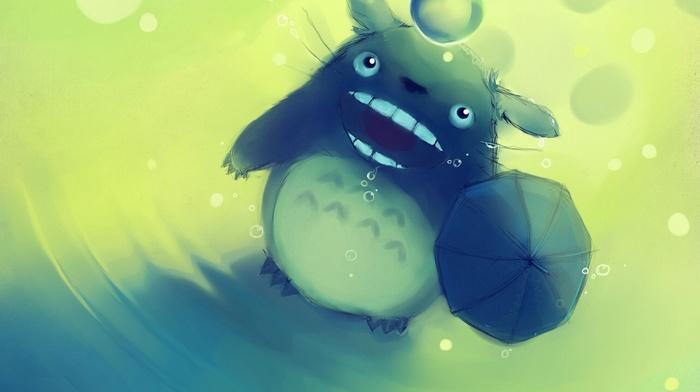 Apofiss Studio Ghibli Anime Totoro My Neighbor Download Wallpaper