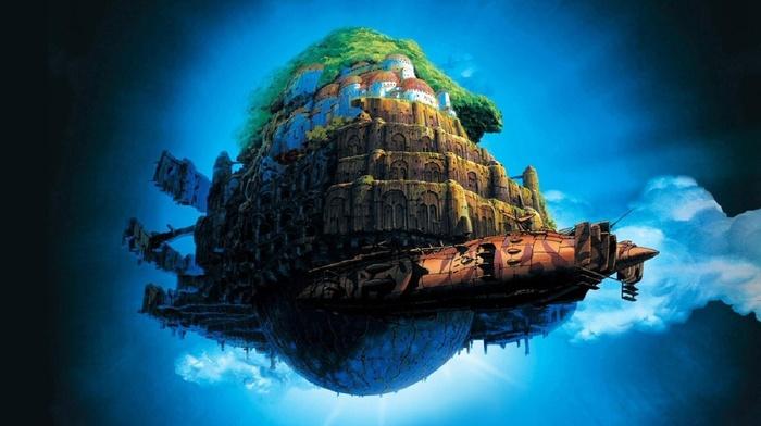 Studio Ghibli, Castle in the Sky, anime