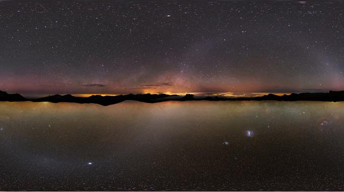 stars, space, Milky Way, sky