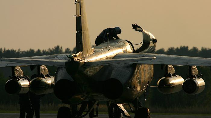 двигатели, Су 25, авиация, Украина, закат, пилот, вечер