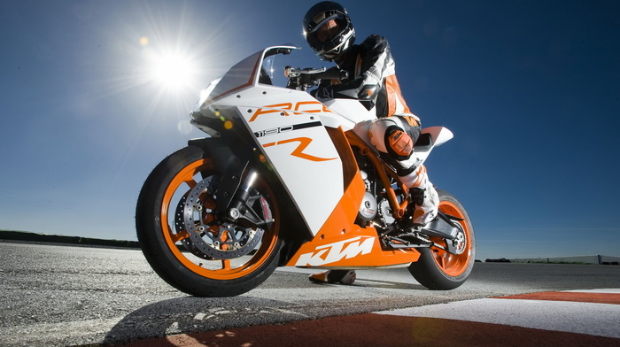 motorcycles, moto, Sun