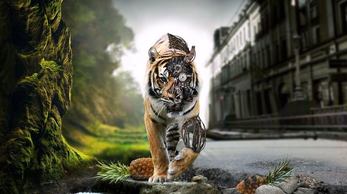фото тигра на заставку телефона № 15068 бесплатно