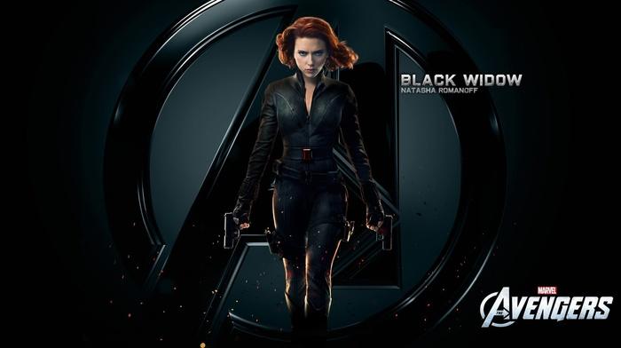 The Avengers, superheroines, Scarlett Johansson