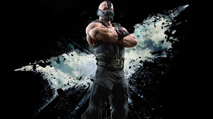 Tom Hardy Batman The Dark Knight Rises Bane Download Wallpaper