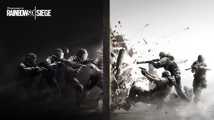 video games, Rainbow Six Siege, Ubisoft