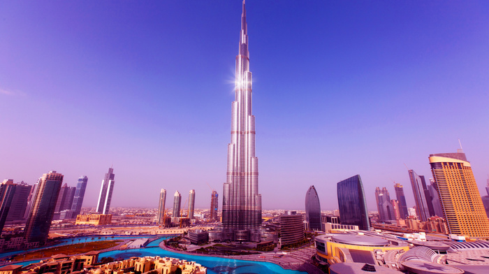 Dubai, cities, tower, city
