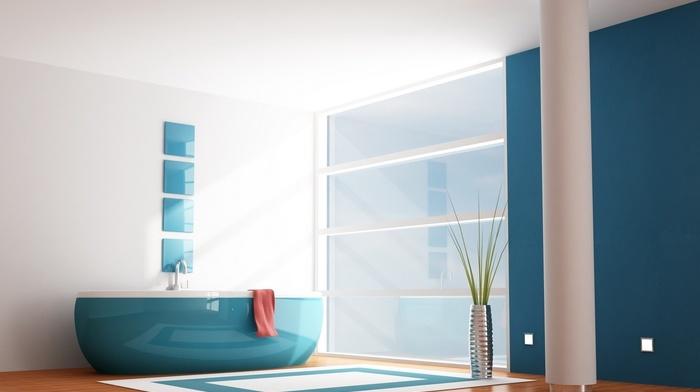 interior, apartment, room