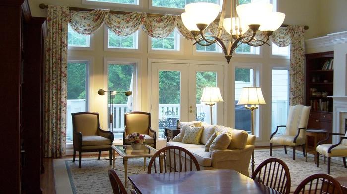 house, interior, villa, design, style