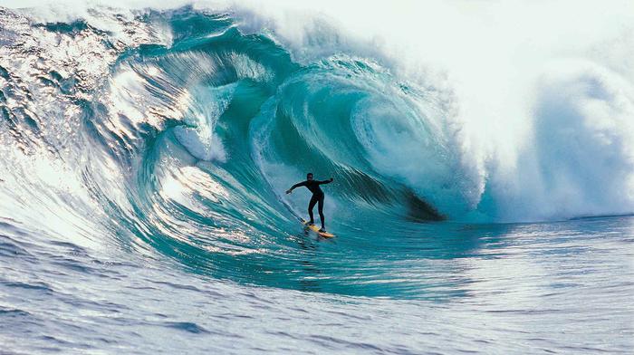 sports, surfing, speed, wave