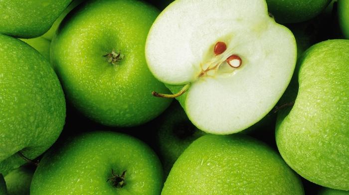 fruit, apples, delicious