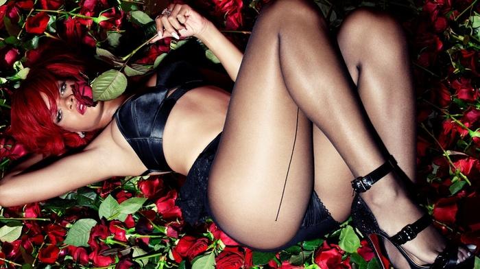 Rihanna голая gq