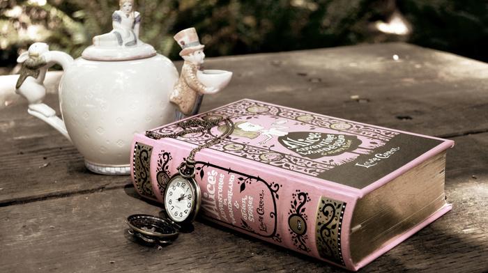 clocks, stunner, book