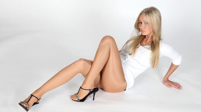 girls, girl, cutie, background, blonde