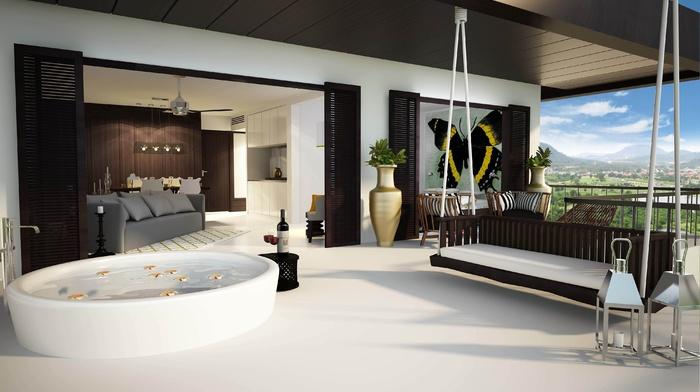 apartment, design