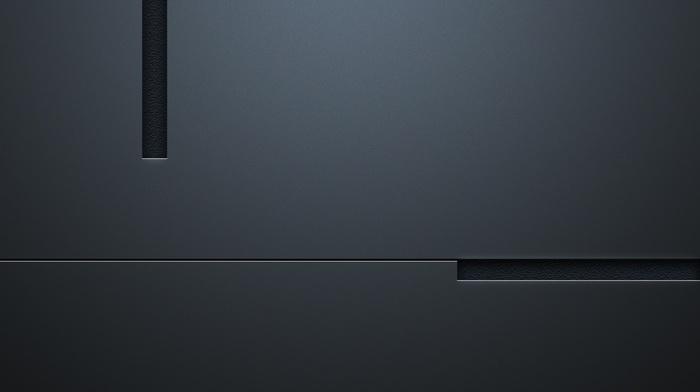 minimalism, gray