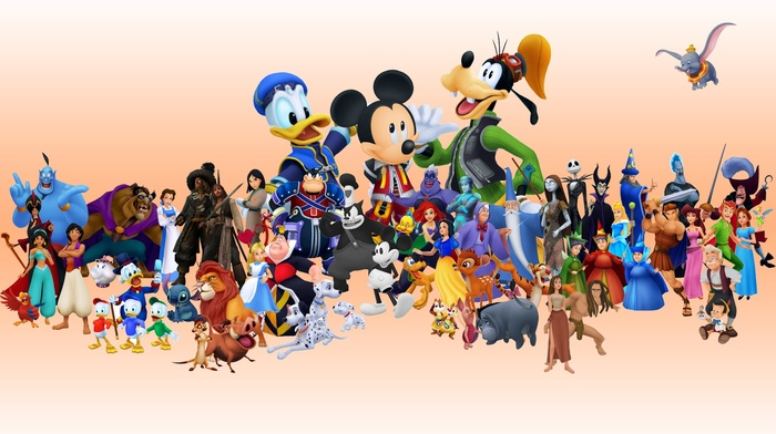 Goofy, Disney, Mickey Mouse, kingdom hearts, Donald Duck, movies