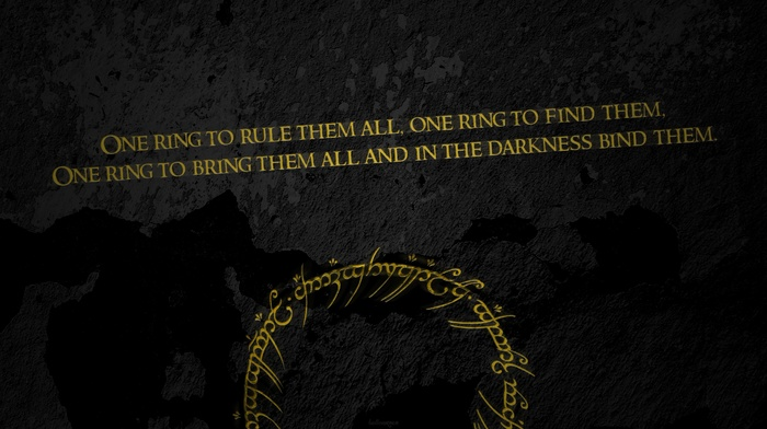 Lord Of The Rings Ring Quote | Lord Of The Rings Ring Quote Inspirational Quotes Of The Day