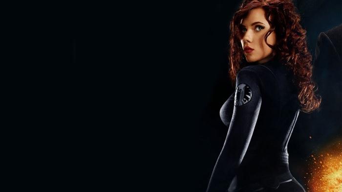 superheroines, Scarlett Johansson, movies, iron man 2, Black Widow