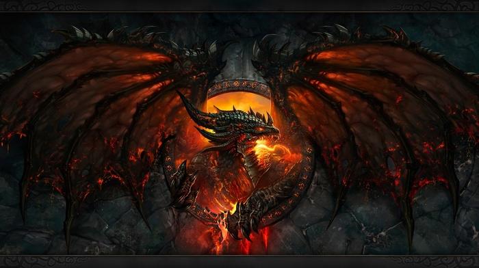 World of Warcraft, дракон
