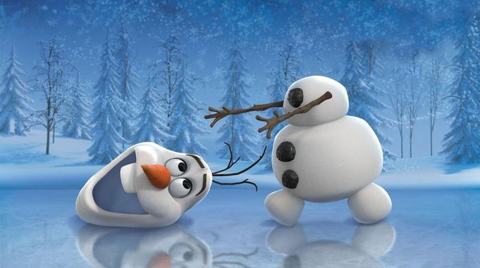 mood, snowman, ice, movies