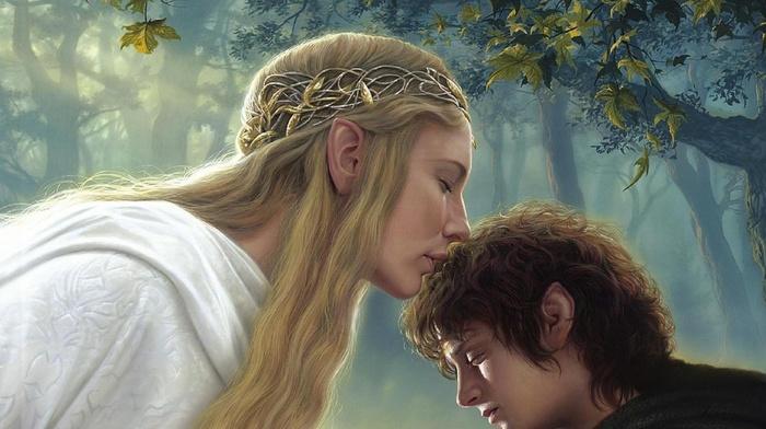 Galadriel, fantasy art...