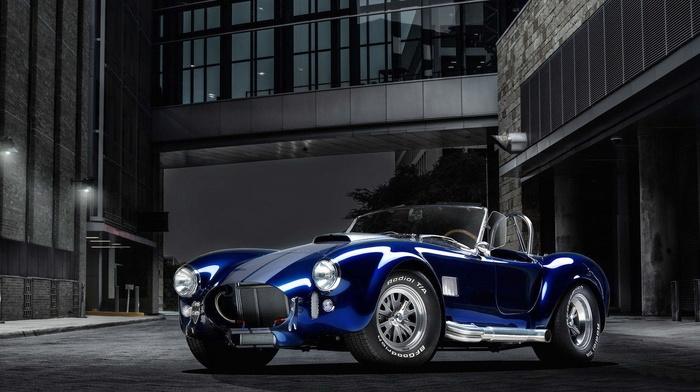 auto, garage, cars, race, background, blue, stripes