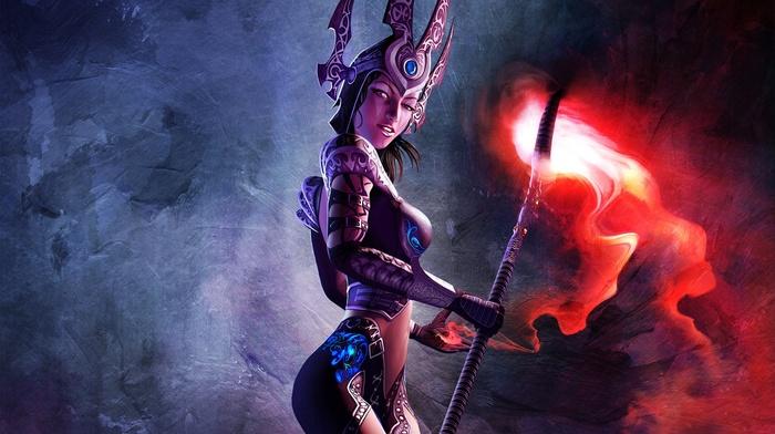 fantasy art, Sacred 2
