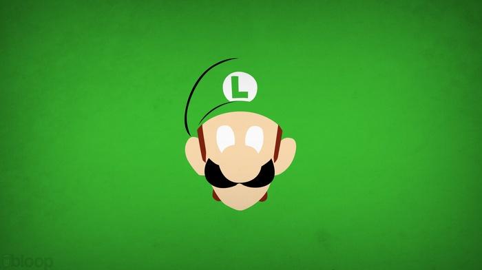Nintendo, Blo0p, heroes, Luigi
