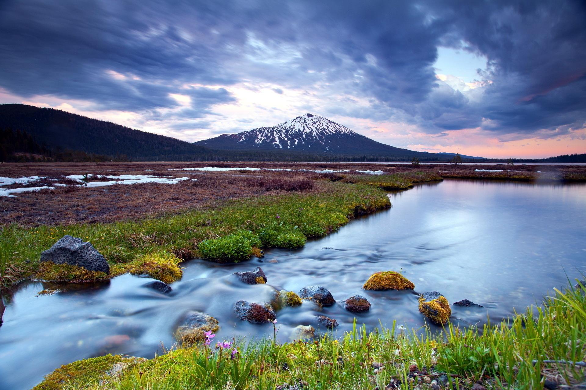 عکس کوه فوجی