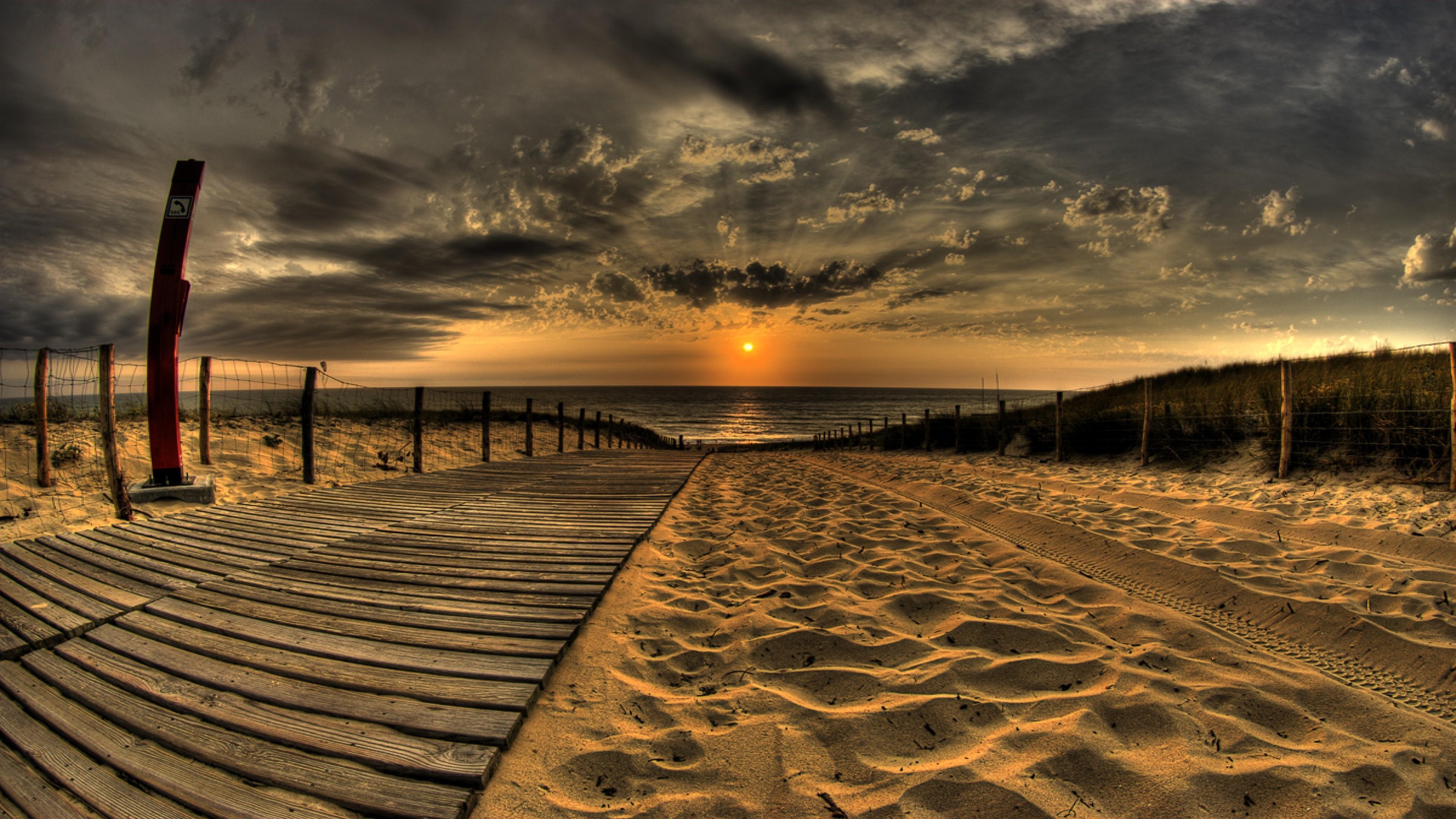 Beach Landscape GoPro