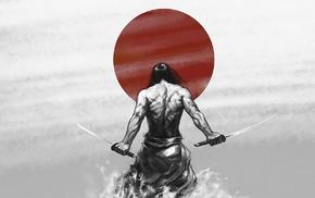 Japan, katana, samurai
