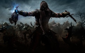 Middle, earth Shadow of Mordor, video games