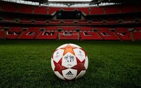 soccer, field, sports