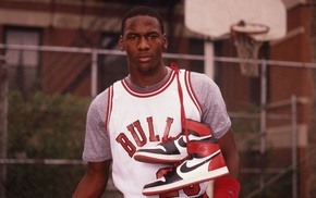 Chicago Bulls, NBA, Nike, Michael Jordan, basketball, Chicago
