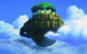 Castle in the Sky, Studio Ghibli