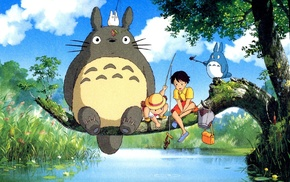 My Neighbor Totoro, Totoro, Studio Ghibli