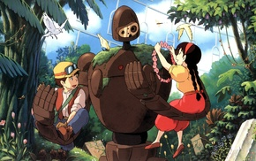 Studio Ghibli, Castle in the Sky