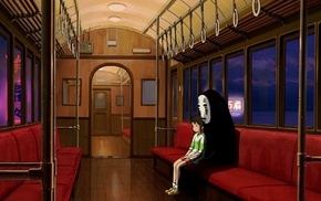 Spirited Away, anime, Studio Ghibli