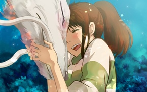 anime, Studio Ghibli, Spirited Away
