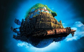 Studio Ghibli, Castle in the Sky, anime