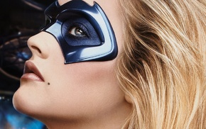Batman, blue eyes, actress, movies, blonde, Alicia Silverstone
