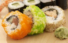 fish, delicious, food