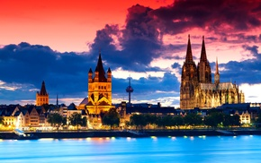 cities, city, Germany