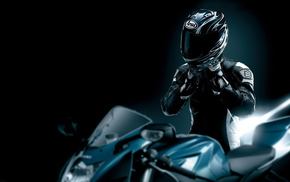 sports, motorcycle, black, helmet