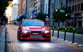 Nissan, tuning, street, cars