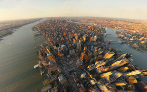 New York City, city, cities, panorama