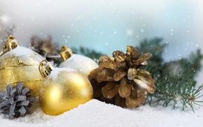cones, toys, creative, holiday, twigs