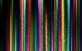 3D, stripes
