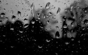texture, drops, rain