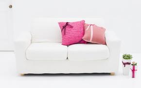 apartment, interior, pillows, style, design